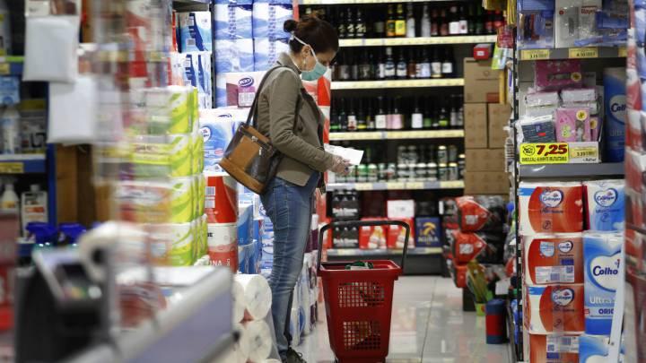 Coronavirus Horarios De Los Supermercados Del 27 De Abril Al 3 De