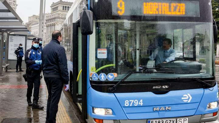 compensación abono de transporte