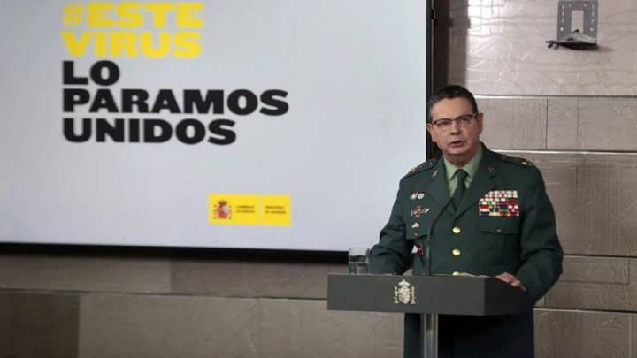 Laurentino Ceña Guardia Civil