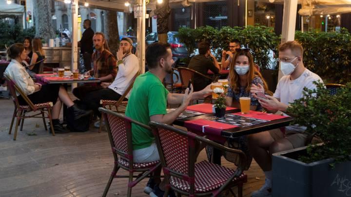 Coronavirus   Bares, terrazas y restaurantes en fase 2 y fase 3: horarios  de apertura y cierre, aforo y medidas - AS.com