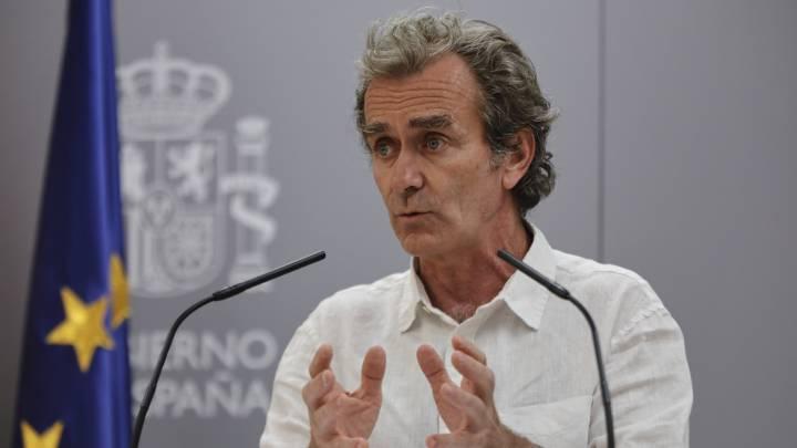 "Coronavirus | Fernando Simón advierte: ""Hay transmisión ..."