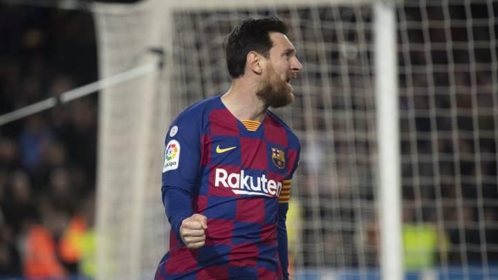 El colchón anticoronavirus que le han regalado a Messi