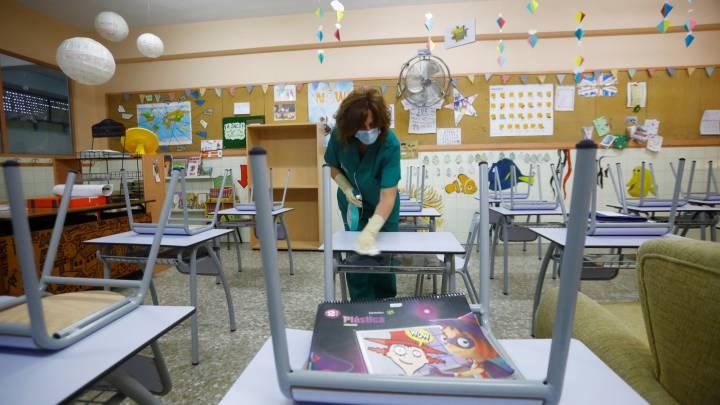 Coronavirus | ¿Cuándo y con qué medidas empieza el curso escolar ...