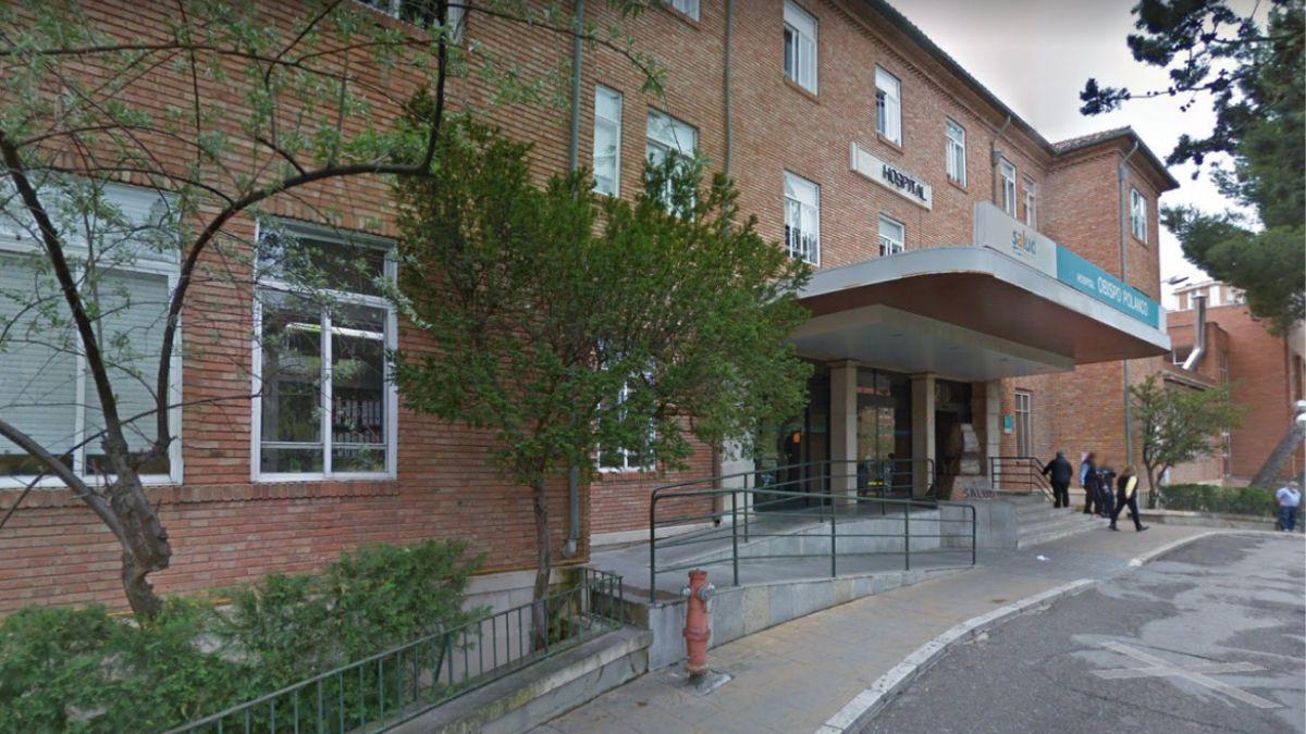 El sorteo de la ONCE premia a los sanitarios del COVID del hospital de Teruel