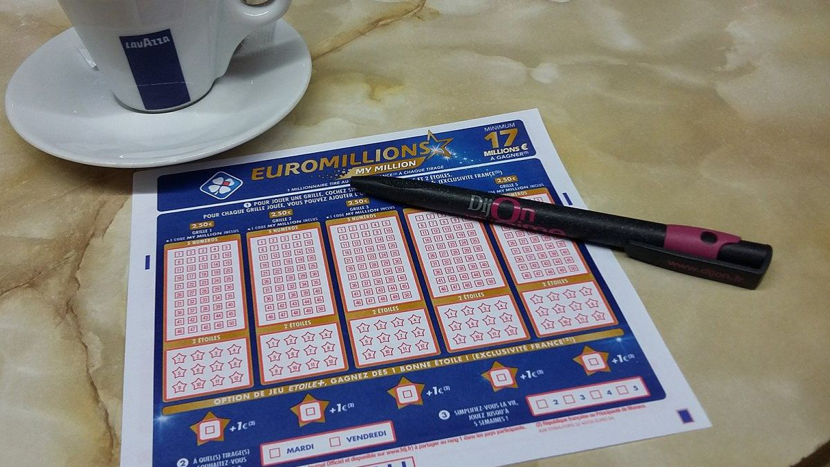 A Couple loses 210 million euros in Euromillions by not stamping the Coupon