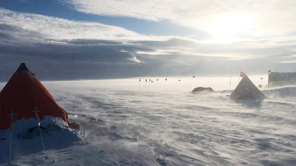Se separa de la Antártida un iceberg dos veces mayor que Madrid