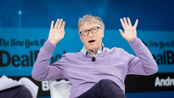 El plan de Bill Gates para enfriar la tierra