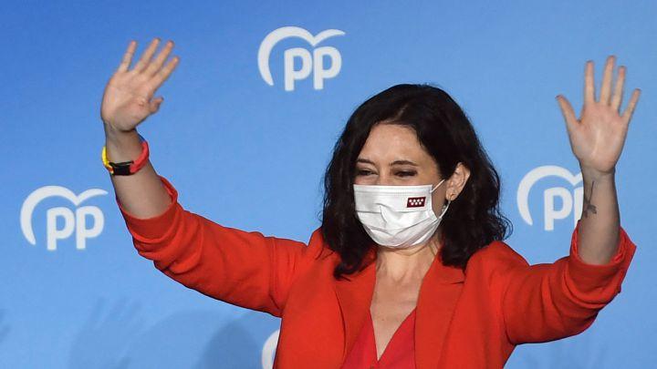 Elecciones en Madrid: Iglesias dimite, gana Ayuso y el PP | resultados y ganador del 4M |