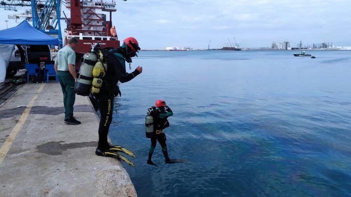 Tomás Gimeno podría haberse lastrado al fondo del mar con 8 kg de plomo -  AS.com