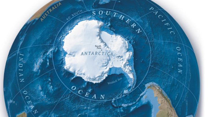 National Geographic establece un nuevo océano