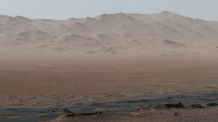 Marte pudo ser habitable