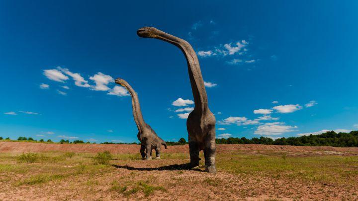 Descubren dos nuevas especies de dinosaurios