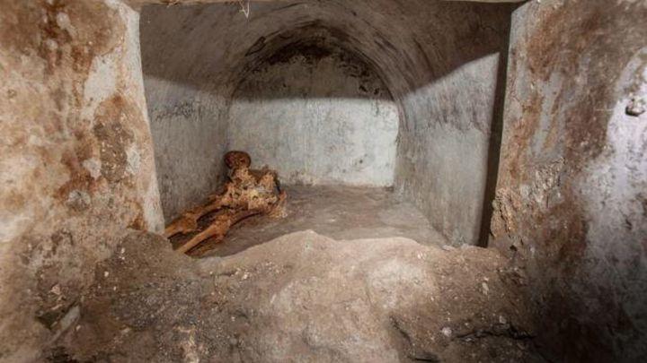 Marcus Venerius: el último misterio hallado en Pompeya