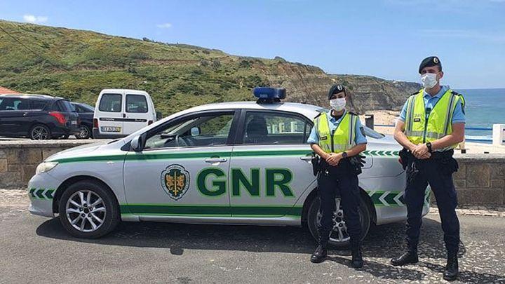 policia portuguesa