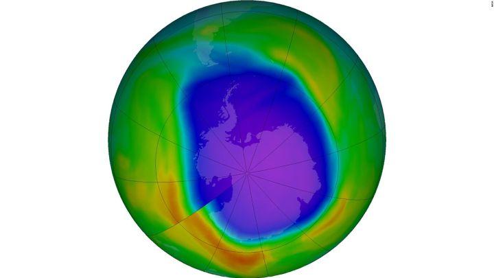 El gran problema del agujero de ozono: es mayor que la Antártida