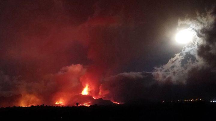 ¿Por qué se llama Cumbre Vieja al volcán de la isla de La Palma que ha entrado en erupción?