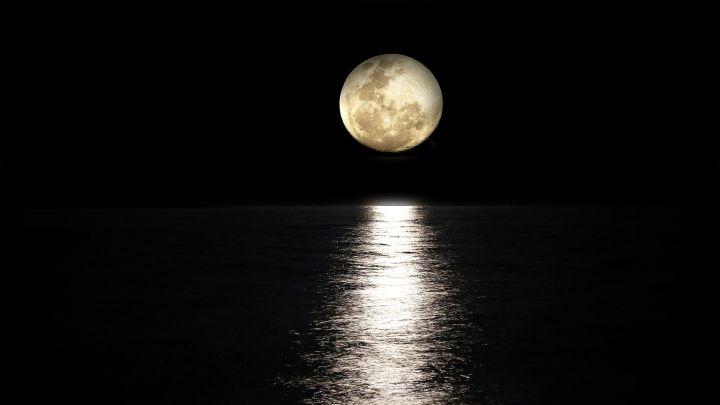 ¿Qué pasaría si no hubiese Luna y cuáles serían las consecuencias en La Tierra?
