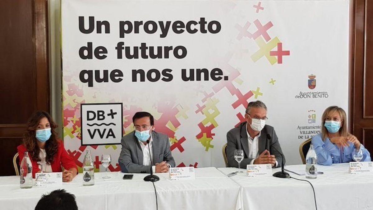 Un referéndum para unir dos pueblos en Extremadura