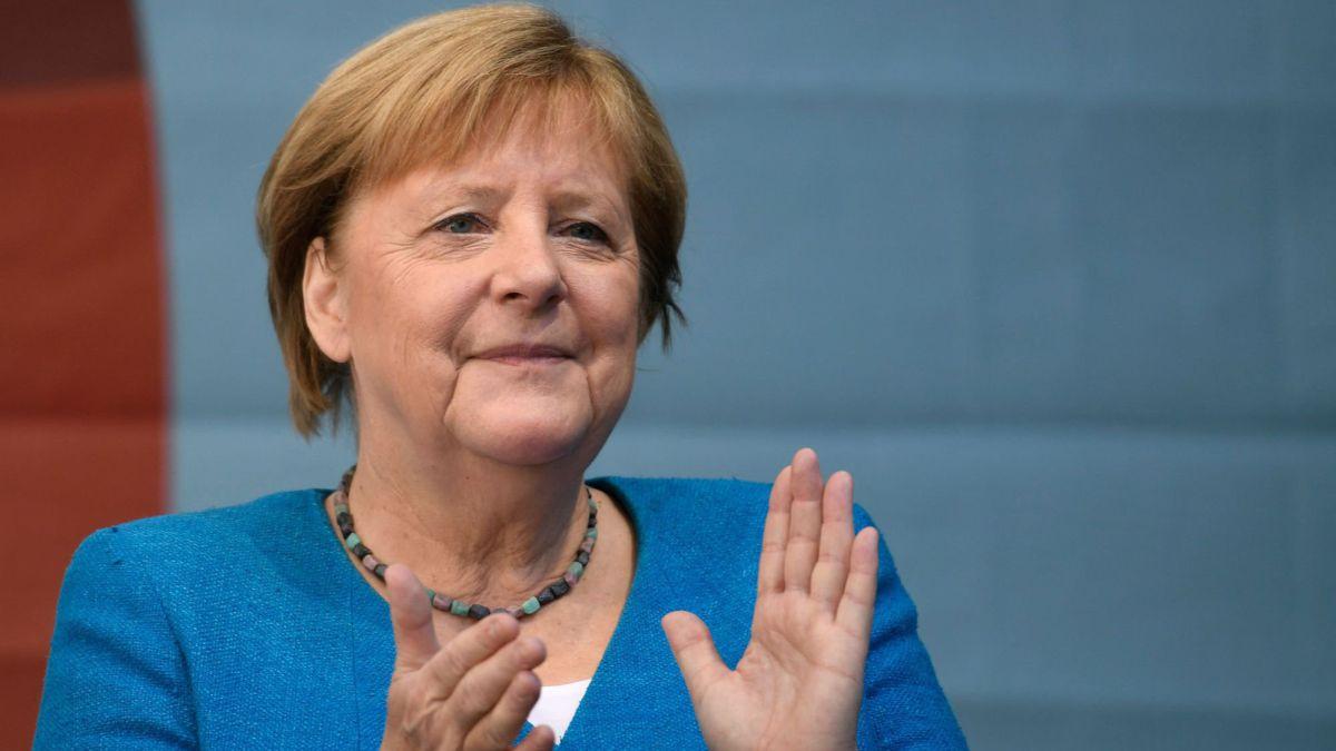 Por qué no se presenta Angela Merkel en las elecciones alemanas y cuál es  su partido? - AS.com