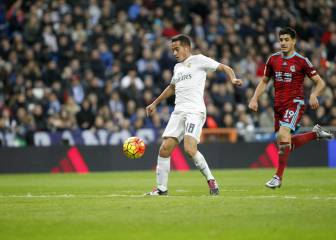 Sevilla interested in Real Madrid winger Lucas Vázquez