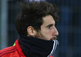 Javi Martínez suffers fresh injury setback
