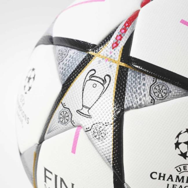 cea855f09 San Siro | UCL | Champions League Milano official match ball ...
