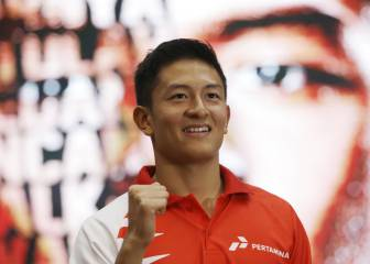 Rio Haryanto becomes the first Indonesian Formula 1 driver