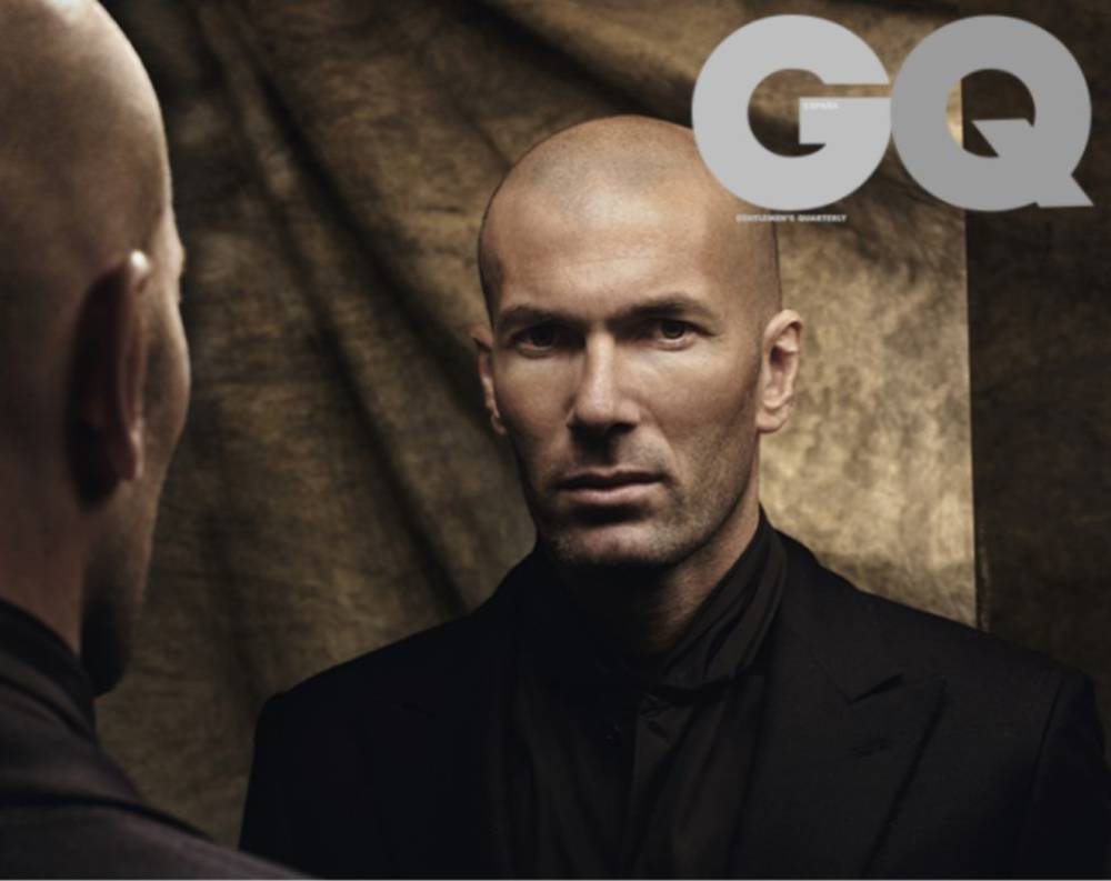 "Zidane: ""Good communication means knowing when to shut up"""
