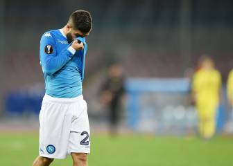 Napoli's Insigne robbed at gunpoint