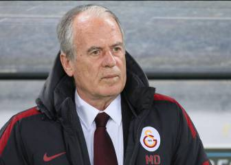 Denizli quits Galatasaray after just three months