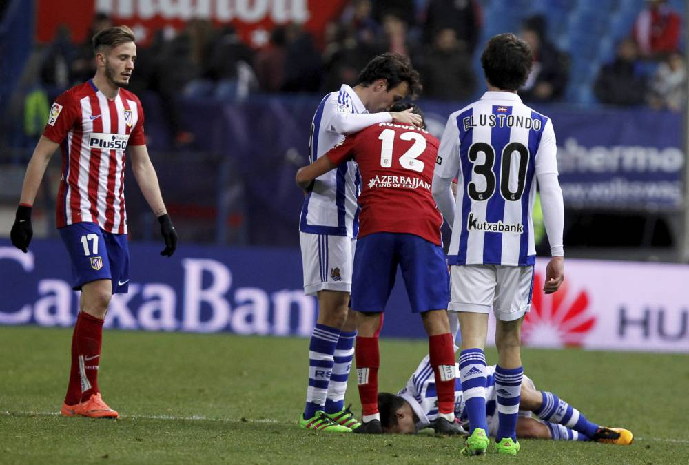 Capilla's season could be over after reckless Augusto tackle