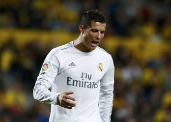 Ronaldo hasn\'t scored in 50% of matches for the first time