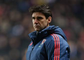 Karanka back at Middlesbrough