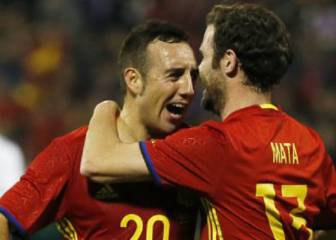 Spain to face Georgia in final warm-up for Euro 2016