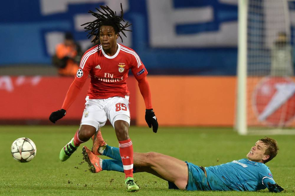 Benfica's Renato Sanches earns call-up for Portugal