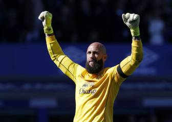 Everton stint coming to an end; Tim Howard set to return home