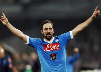 Hot shot Higuaín closing in on 66-year-old Serie A record