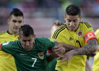 Cardona and Ospina save Colombian blushes