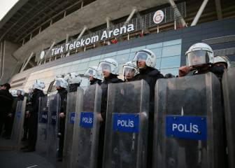 Istanbul sides to clash on 13 April after security scare