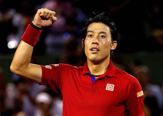 Nishikori confident of downing Djokovic