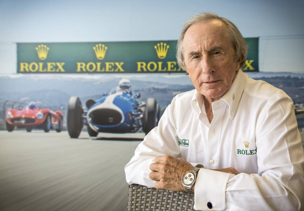 F1 Alonso Has The Most Mental Strength Jackie Stewart