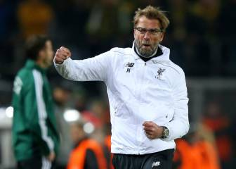 Klopp that! Draw ensures it will all be decided at Anfield