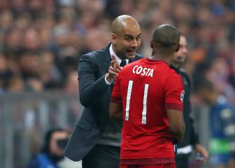 Bayern can't bow to fatigue now, says Guardiola