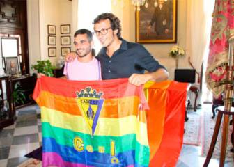 Homophobia shown a red card in Cádiz