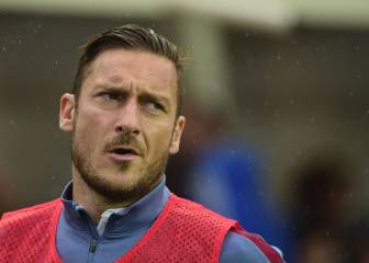 Spalletti calls truce with Totti
