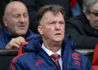 Boss Van Gaal says Man United can afford no slip-ups