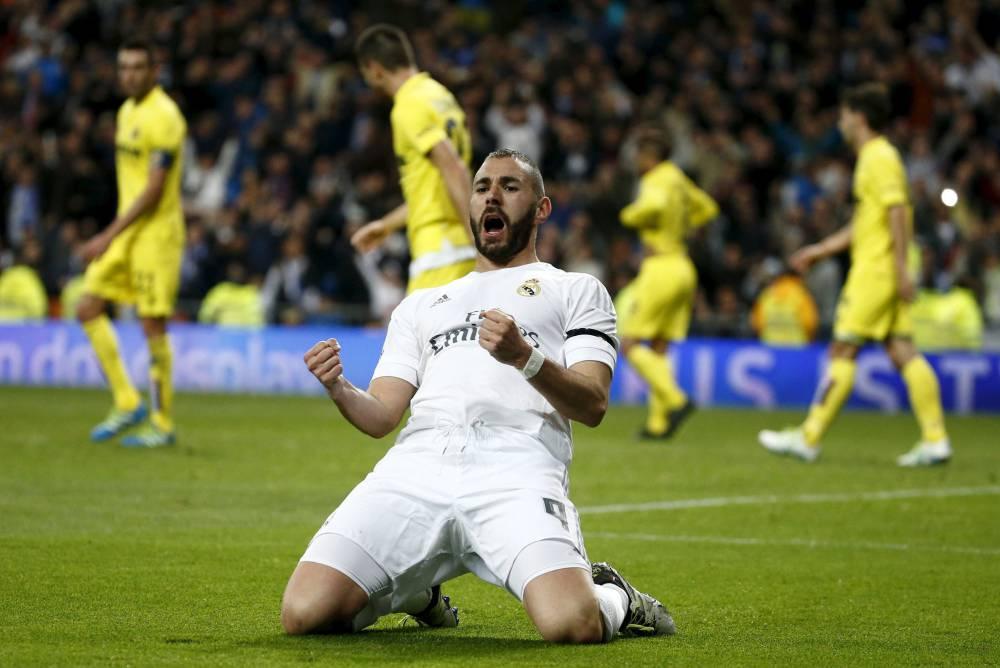 Image result for Villarreal – Real Madrid