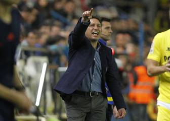 Eusebio thrilled with La Real's attitude at El Madrigal