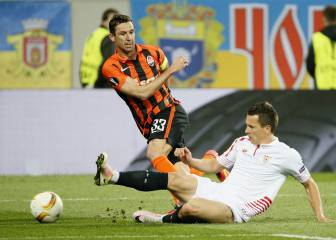Shakhtar-Sevilla: Images from the Lviv Arena