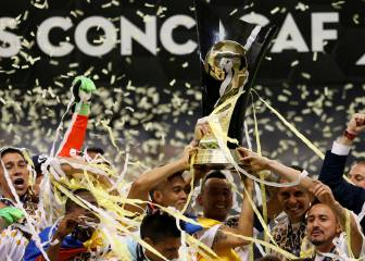 Club America claim CONCACAF Champions League